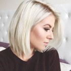 Platinum blonde hairstyles 2019
