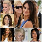 Popular celebrity hairstyles 2019