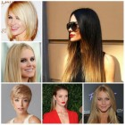 Popular hairstyles 2019 female