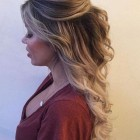 Popular prom hairstyles 2019