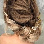 Prom updo hairstyles 2019