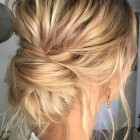 Prom updos for medium hair 2019