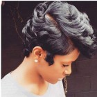 Short black haircuts 2019