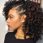 Short curly weave hairstyles 2019