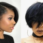 Short haircuts for black women 2019