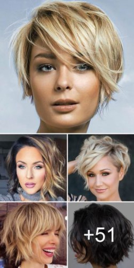 Short haircuts for girls 2019