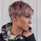 Very short hairstyles for 2019