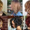 Womens haircuts with bangs 2019