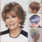 Womens short haircuts 2019