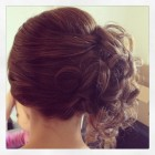 Hair up styles
