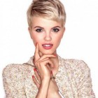 Really short hairstyles
