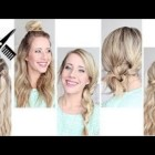 1 min hairstyles