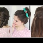 3 hairstyles for summer