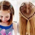 4 hairstyles for school