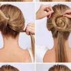 6 easy lazy hairstyles
