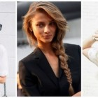 8 hairstyles to beat the heat