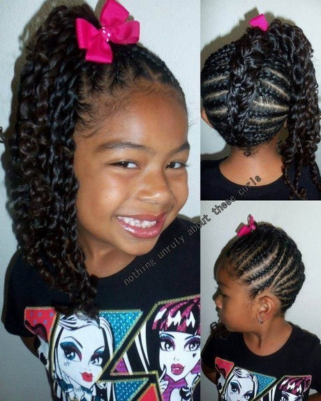 8 year old hairstyles