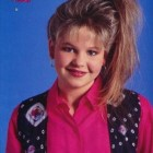90s hairstyles ponytail