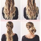 Braided hairstyles for long thick hair