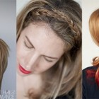 Casual hair updos for long hair
