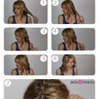 Cute simple everyday hairstyles