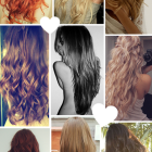 Daily hairstyles for curly hair