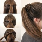Daily use hair styles