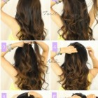 Easy daily hairstyles for long hair