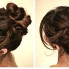 Easy everyday hairdos long hair
