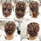 Easy medium hairdos