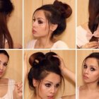 Easy quick long hairstyles
