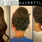 Easy to do everyday hairstyles