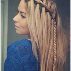 Easy to do hairstyles for long straight hair