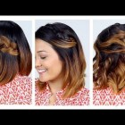 Everyday hairstyles short hair