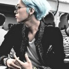 G dragon hairstyles tumblr