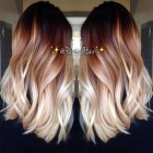 Hairstyles 2 colours