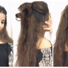 Hairstyles 2 minutes