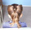 Hairstyles bow