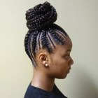 Hairstyles cornrows