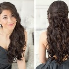 Hairstyles down for long hair