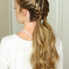 Hairstyles easy and cute