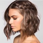 Hairstyles easy to maintain