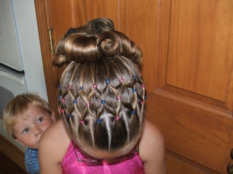 Hairstyles for 7 year olds