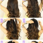 Hairstyles for long hair daily