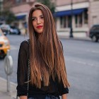 Hairstyles for very long thick hair