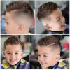 Hairstyles kid boy