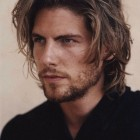 Hairstyles long hair men