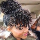 Hairstyles natural hair black women