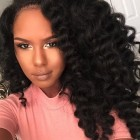 Hairstyles on natural hair