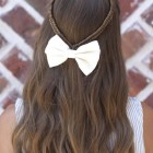 Hairstyles quick and easy
